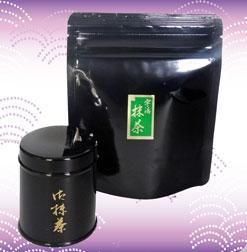御抹茶(お濃茶)<br> 40g缶入・40g袋入り<br>1、620円・1,512円